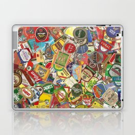 Another Beer Labels Laptop & iPad Skin