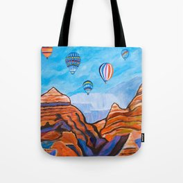 Magical Journey Tote Bag