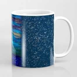 Lake Michigan Moonlight Coffee Mug