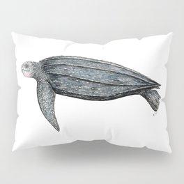 Leatherback turtle (Dermochelys coriacea) Pillow Sham