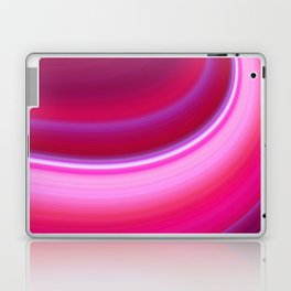 Curve in Pink Laptop & iPad Skin