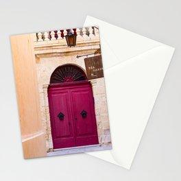 Streets of Mdina, Malta Stationery Cards
