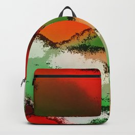 abstract fantasy 29A Backpack