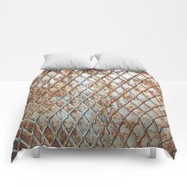 Rusty Grate Comforters
