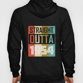 Straight Outta 1954 Hoody