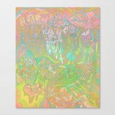Hush + Glow Canvas Print