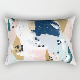 Beneath the Surface Rectangular Pillow