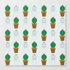 C13D Cactus Canvas Print
