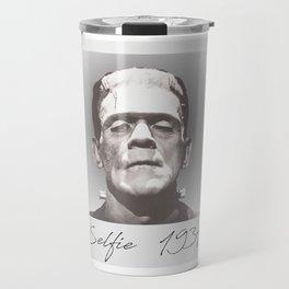 Selfie 1931 Travel Mug