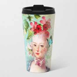 Madame butterfly Travel Mug