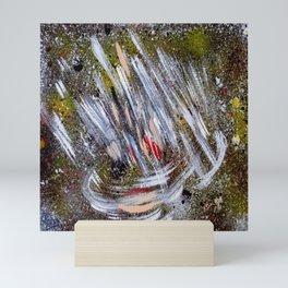 Espacio sideral Mini Art Print