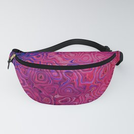 Trippy Tear Puddles Fanny Pack