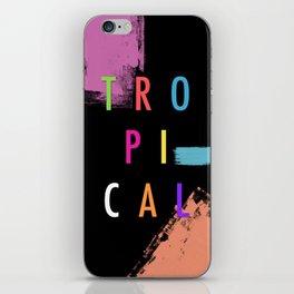 Topical '17 iPhone Skin