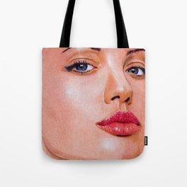 Angel(ina) Tote Bag
