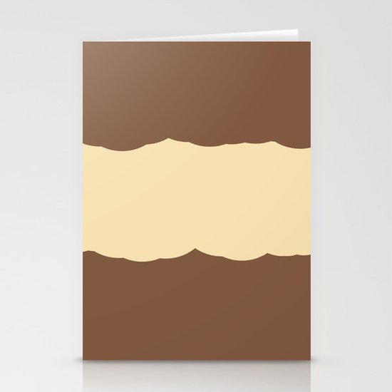 Layer Cake Stationery Cards