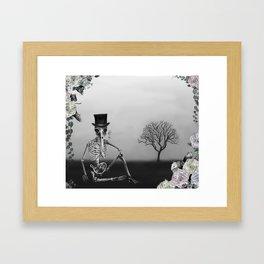 Plague Garden Framed Art Print