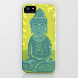 Buddha B iPhone Case