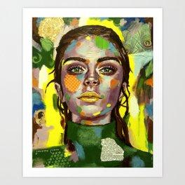 Ada Art Print