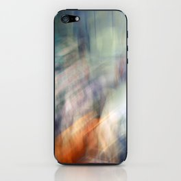 Blur iPhone Skin
