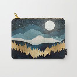 Indigo Night Carry-All Pouch