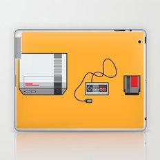 #38 Nintendo Entertainment System Laptop & iPad Skin