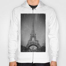 Vintage Eiffel Tower Hoody