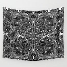 Triptamine Wall Tapestry
