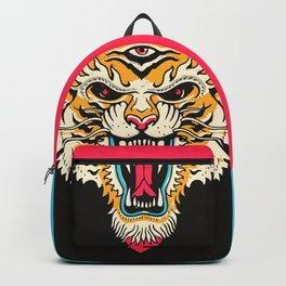 Tiger 3 Eyes Backpack