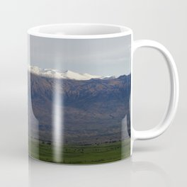 Snow on Mauna Kea Coffee Mug
