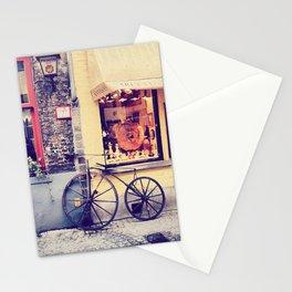 Por las calles de Brujas.. Stationery Cards