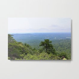 From Here to the Horizon Metal Print