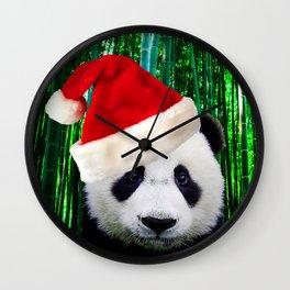 Take me Home | Christmas Spirit Wall Clock