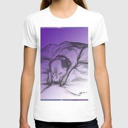 Sleepy PitBull T-shirt
