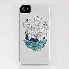 Nature Slim Case iPhone (4, 4s)