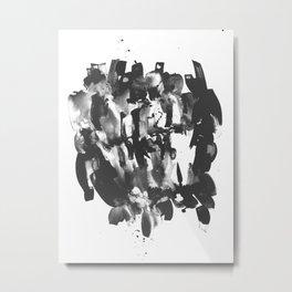 Disguise Metal Print