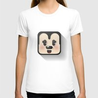 minnie mouse T-shirts featuring minnie mouse cutie by designoMatt