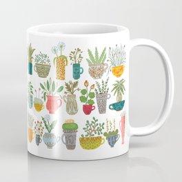 Teacup Garden Coffee Mug