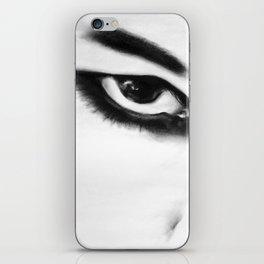 Left iPhone Skin