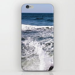 splash iPhone Skin