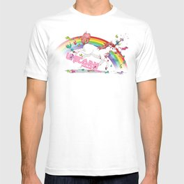 Unicorn: Destroyer of Ponies! T-shirt