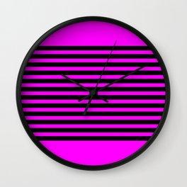 roze v.2 Wall Clock