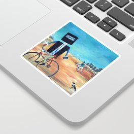 Jack Smart Sticker