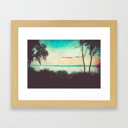 Part Of The Deal Framed Art Print