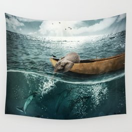 One summer day... Wall Tapestry