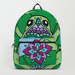 Frog and Lily Pads Backpack