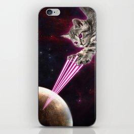Meow-Mageddon iPhone Skin