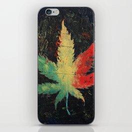Marijuana iPhone Skin
