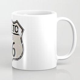 Rialto Route 66 Coffee Mug