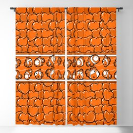 The Clown Fish - Carina Blackout Curtain
