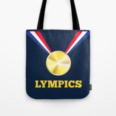 Lympics Tote Bag